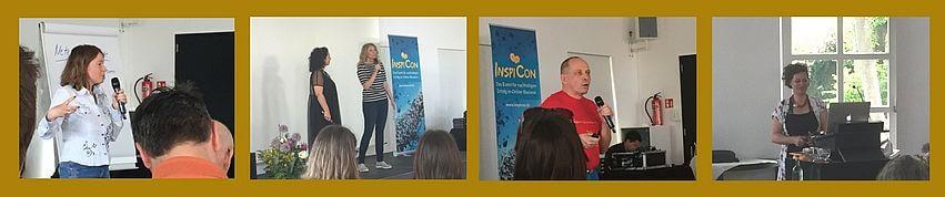 InspiCon 2018 - Vorträge