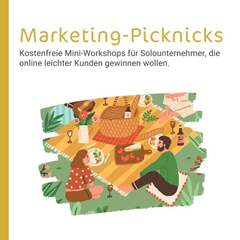 Mehr Kunden gewinnen - Marketing Picknicks