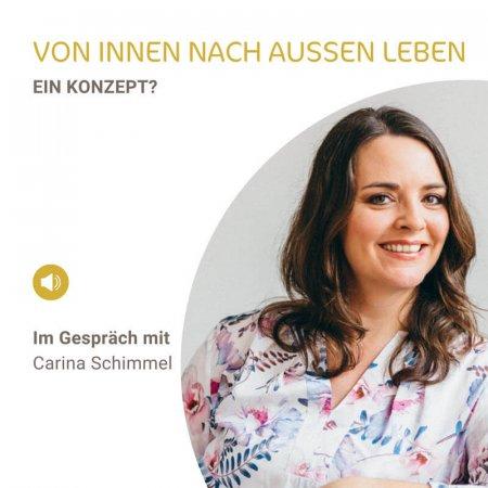 Im Gespräch mit Carina Schimmel